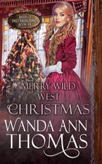 wanda ann thomas's MERRY WILD WEST CHRISTMAS