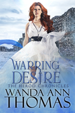 wanda ann thomas's warring desires